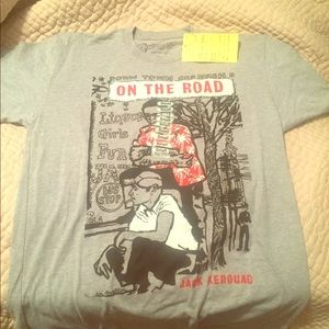 Tops - On The Road T- Shirt